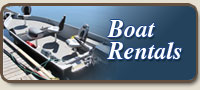 Boat Rentals for you fishing vacation in Ontario