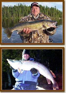 Ontario Quality Motors >> Kabikwabik Wilderness Outposts - Pickerel Arm Camp - Fishing and Hunting Lakeside Camps in Sioux ...